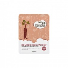Тканевая маска c красным женьшенем Esfolio Pure Skin Red Ginseng Essence Mask Sheet